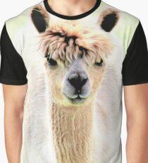 Sweet alpaca Graphic T-Shirt