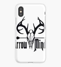 Arrow Minded iPhone Case