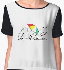 Arnold Palmer Women's Chiffon Top