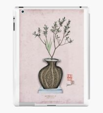 Tony Fernandes 'a sweet wind blows', ikebana 4 iPad Case/Skin