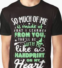 Wicked Musical Quote Graphic T-Shirt