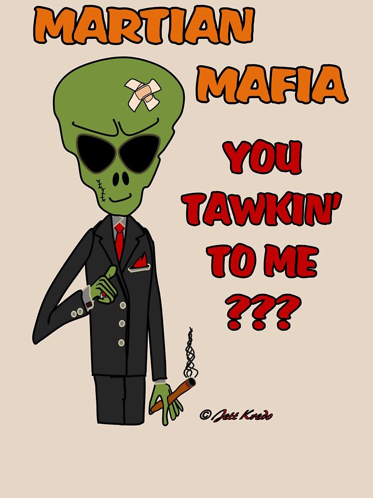 You Tawkin' to Me??? by JettKredo
