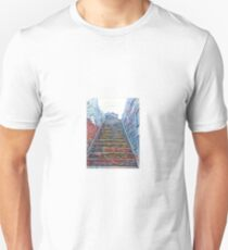 Ancient stairs T-Shirt