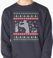 GOLF UGLY CHRISTMAS SWEATER Pullover