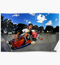 Frontside Air Poster