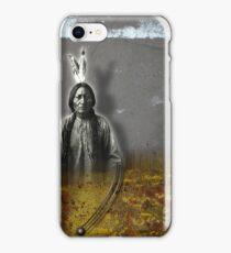 crazy horse iPhone Case/Skin
