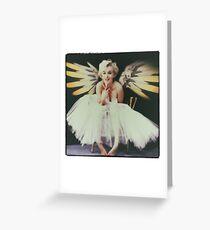 Mercy Monroe Greeting Card
