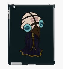 just another plague doctor iPad Case/Skin
