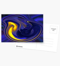 Abstract Postcards