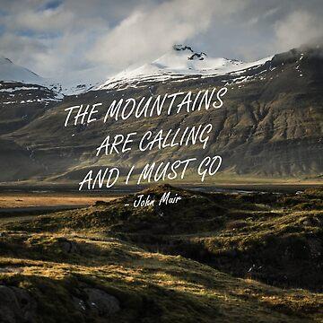Mountains are calling 70 by artesonraju