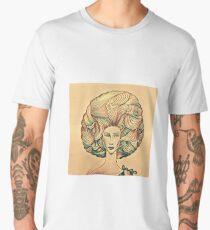Afro high light Men's Premium T-Shirt