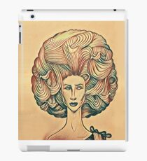 Afro high light iPad Case/Skin