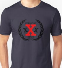 XXX Straight edge Radical T-Shirt