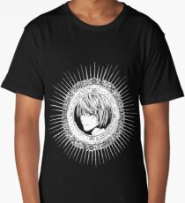 Death Note - Light Yagami Long T-Shirt