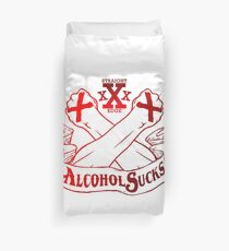 XXX Straight edge Radical Duvet Cover