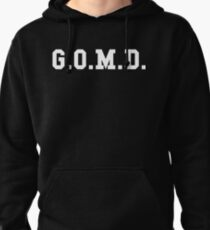 G.O.M.D. Pullover Hoodie