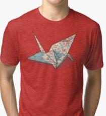 Roadmap for Peace Tri-blend T-Shirt