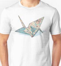 Roadmap for Peace Slim Fit T-Shirt