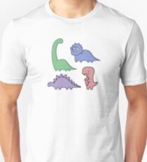 Dinosaur Illustrations T-Shirt