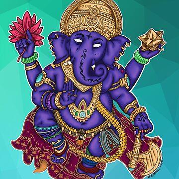 Ganesh 2014 by insanemoe