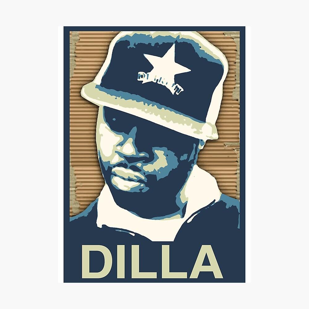 J Dilla Donuts | Photographic Print