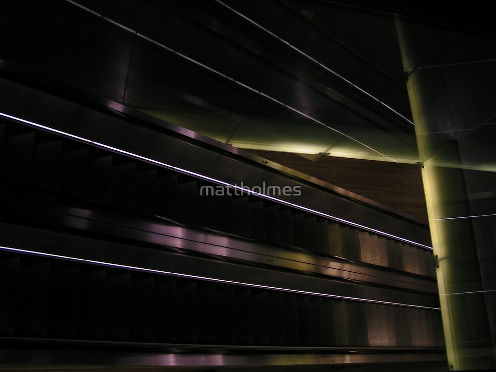 Esculators by mattholmes