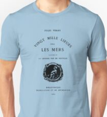 Verne book cover T-Shirt