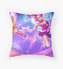 Star Guardian Lux Throw Pillow