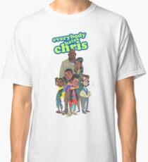 Jeder hasst Chris Anime von Tako Classic T-Shirt