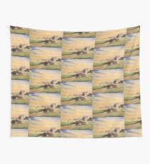 St Andrews Golf Course Scotland   18th Fairway Wall Tapestry