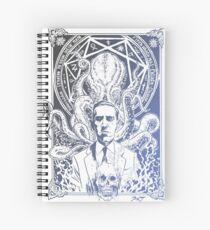 Lovecraft Cthulhu Spiral Notebook