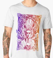 Camiseta premium para hombre Lovecraft Cthulhu