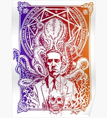 Lovecraft Cthulhu Poster