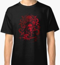 Lovecraft Cthulhu BloodRed Classic T-Shirt