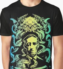 Lovecraft Cthulhu Graphic T-Shirt