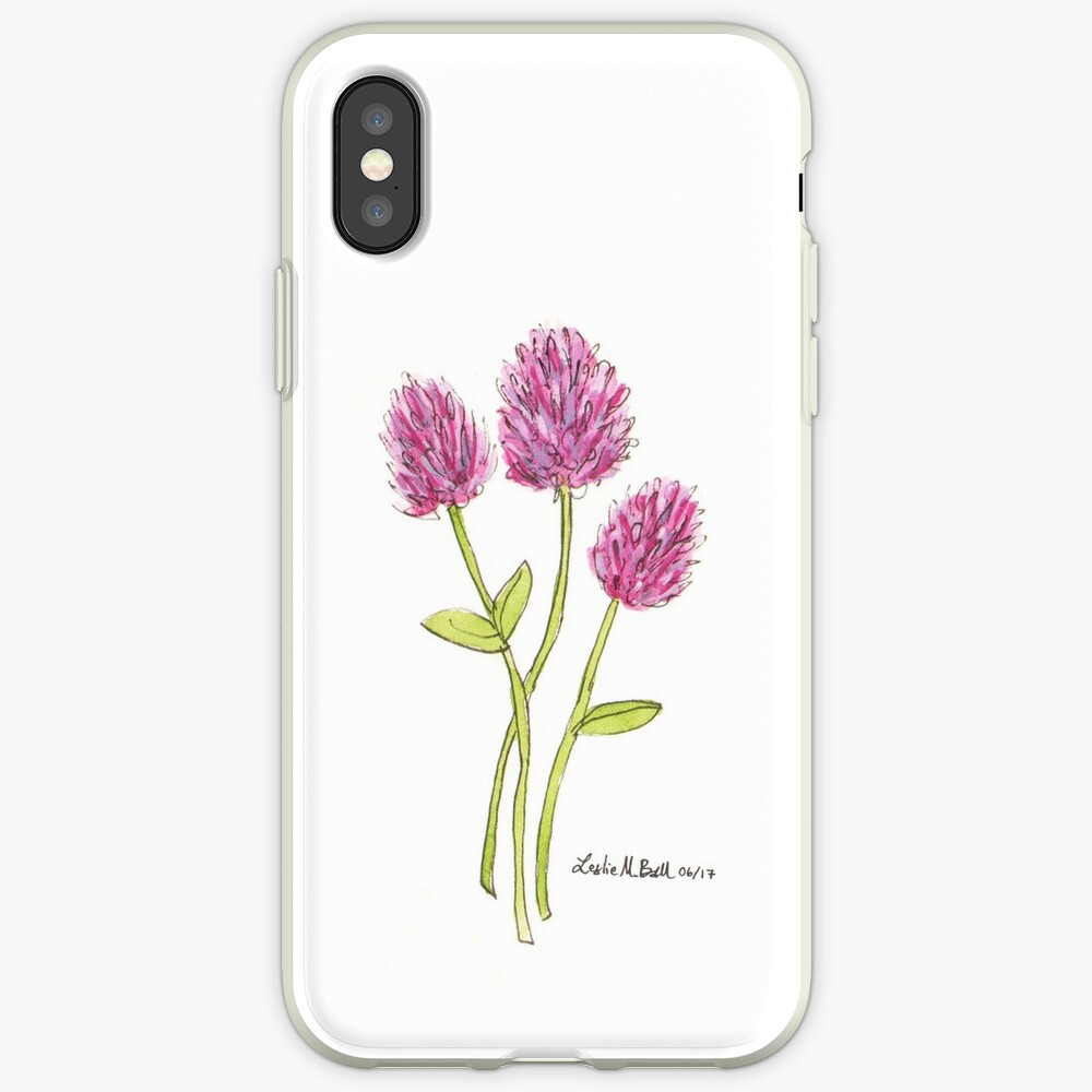 Wildblume iPhone-Hülle & Cover