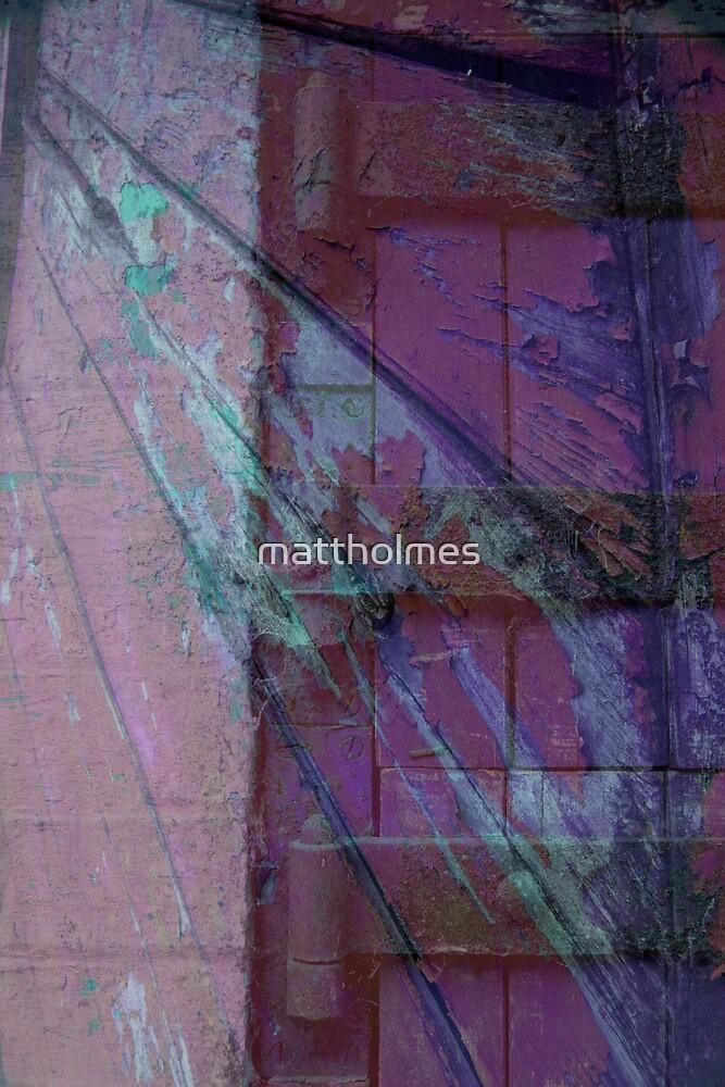 Purple Doorway Merge by mattholmes