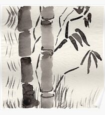 Bamboo 1 Poster