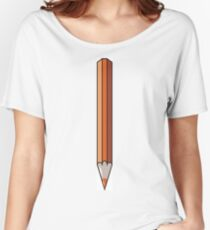 pencil Women's Relaxed Fit T-Shirt