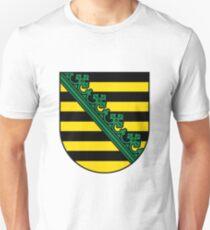 Saxony Coat Of Arms T-Shirt