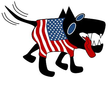 US Dog by JettKredo