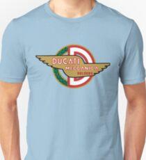 Ducati Meccanica Bologna Unisex T-Shirt