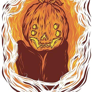 Pumpkin Man by ArcusVivit
