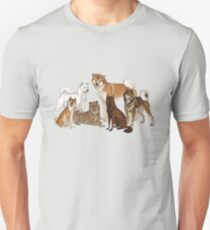 Nihon Ken Dogs T-Shirt