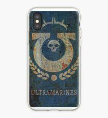 Ultramarines ragged iPhone Case