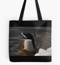Duck Butt Tote Bag