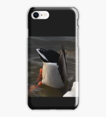 Duck Butt iPhone Case/Skin