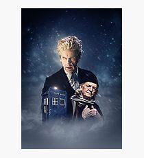 Doctor Who | Christmas 2017 Photographic Print