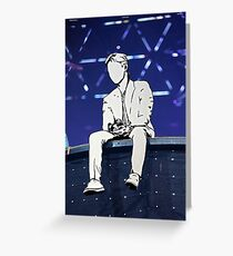 Shownu on Stage Greeting Card