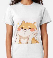 Kawaii Shiba inu Classic T-Shirt